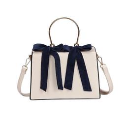 af42c19a03ba Michael Kors Handbags NZ - good quality Fashion Pu Leather Female Shoulder  Bag Bows Women Causal