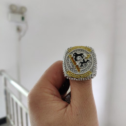 Pittsburgh Rings NZ - 2018 hot fashion leather bag Pittsburgh Penguin s 2016 Stanley Cup Championship Ring bags accessories wholesale