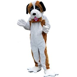 doctor dresses NZ - Doctor Dog Mascot cartoon Halloween dress Custom clothing High quality Carnival costumes