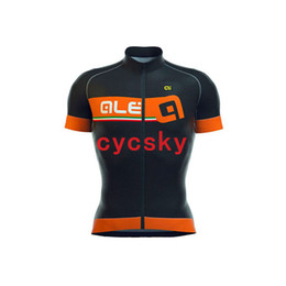 $enCountryForm.capitalKeyWord Australia - ALe 2019 Pro Cycling Jerseys Flour Green Summer Quick-Dry Bike Cycling Clothing Breathable Bicycle Clothes Uniform For Man