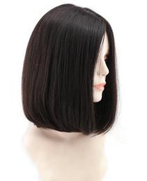 $enCountryForm.capitalKeyWord NZ - 10A Grade Human Hair Dark Brown Color#2 Best Sheitels 4x4 Silk Top Jewish Wigs Finest European Virgin Hair Bob Kosher Wigs Free Shipping