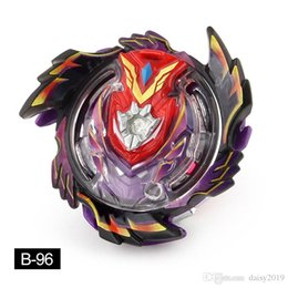 $enCountryForm.capitalKeyWord Australia - Hot Sale 4D Beyblade spinning top B-96 infinite Bay Stadium DX ATTACK Metal Without Launcher Or Box Gifts For Kids