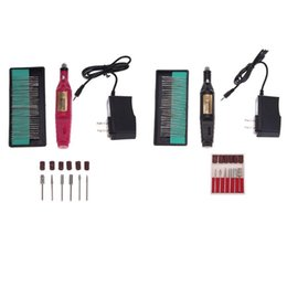$enCountryForm.capitalKeyWord Australia - Black  Pink 220V Electric Drill Grinder Rotate Speed Adjustable Mini Electrical Grinder Polish Engraving Cutting Machine