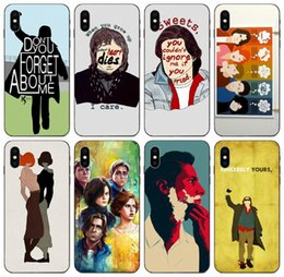 z iphone Canada - [TongTrade] The Breakfast Club Art Print By Djayk Case For Apple iPhone 11 Pro Xs Max 8s 7 6 Galaxy A7 Huawei P9 Sony Xperia Z Hot Sale Case