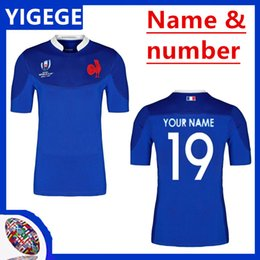$enCountryForm.capitalKeyWord NZ - world cup 2019 France rugby jersey FRANCE home blue Rugby Japan Jerseys Home White Red National Team Japanese Rugby size S-3XL (can print)
