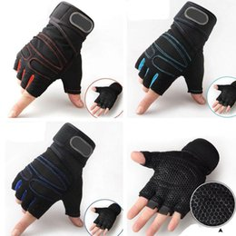$enCountryForm.capitalKeyWord Australia - Weight Lifting Gym Gloves Workout Wrist Wrap Sport Exercise Training Fitness Mittens For Men
