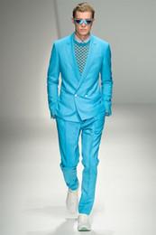$enCountryForm.capitalKeyWord Australia - Latest Fashion Designer Mens Grooms Suits For Wedding 2 Pieces Custom Tuxedo Formal Dinner Suit Coat Jacket Blazer(Jacket+Pant) #556079