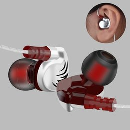 Song Stereo Australia - Heavy Bass Earphone 3.5mm Wire Earbuds K Song Music Headset In-ear Stereo Headset Earphone With Mic Anti-detangle Fone De Ouvido