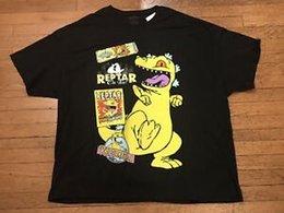 $enCountryForm.capitalKeyWord Australia - Reptar Rugrats 4X T Shirt Product Endorsements Cartoon Bars Big And Tall