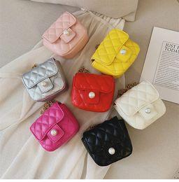 $enCountryForm.capitalKeyWord Australia - Baby Fashion Kids Shoulder Bag Little Girls Gifts Toddler Purse Handbag Children Mini Messenger Bag PU Leather LE328