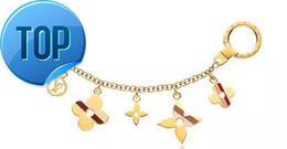 $enCountryForm.capitalKeyWord NZ - 2019 Gift STRIPES FLOWERS BAG CHARM 1 2019 Gift KEY HOLDERS CHARMS TAPAGE BAG CHARM KEY Belts Jewelry