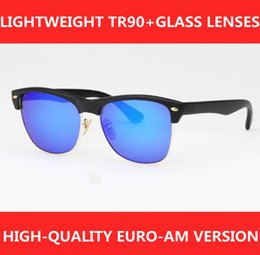 $enCountryForm.capitalKeyWord UK - Quality retro-vintage unisex ROVO sunglasses TR90 HD glass lenses UV400 full-set case for prescription sunglassessses 57-16-145 lightw