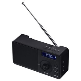 $enCountryForm.capitalKeyWord Australia - Car Accessories DAB Outdoor Music Play Bluetooth Speaker Camping Digital Radio FM Home Wireless Rechargeable High Sensitivity
