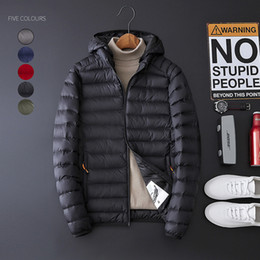 $enCountryForm.capitalKeyWord Australia - Mens Winter designer jacket Long Sleeve New Cotton Coat Men Womens Casual Jackets Thick Mens Zipper Clothing Plus Size man autumn Hoodies