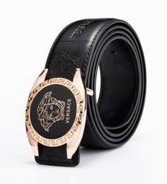 $enCountryForm.capitalKeyWord Australia - Trousers accessories belt Brand Suit strap Male Belts for Men df Men's Designer Luxury Black Buckle Smooth buckle Leather fds