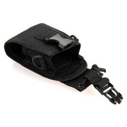 holder radio 2019 - TOP multi-function audio Case Holder Case transceiver radio Black discount holder radio