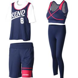 yoga pants designs 2019 - Design Women Yoga Gym Fitness Clothes Push Up Tops Legging Sport Bodysuit Sport Yoga Set Jumpsuit for Sports Woman Costu