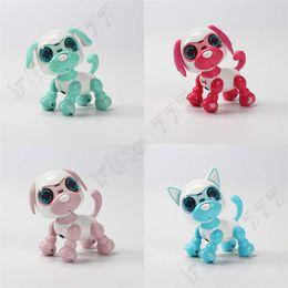$enCountryForm.capitalKeyWord NZ - Kid Toy Child Robot Dog Pet Toy Interactive Smart Kids Robotic Pet Dog Walking LED Eyes Sound Puppy Record Educational Toy Gifts