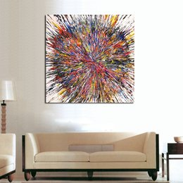 $enCountryForm.capitalKeyWord Australia - 1 Piece Abstract Painting Colorful Ball Home Decor Picture Living Room Modern Canvas Print Wall Art No Frame