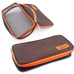 $enCountryForm.capitalKeyWord Australia - New Style Outdoor Kitchen Portable Camping Cutlery Dry Storage Bag Traveling Visible Tableware Draining Mesh Bag BBQ Tools Stuff Sacks