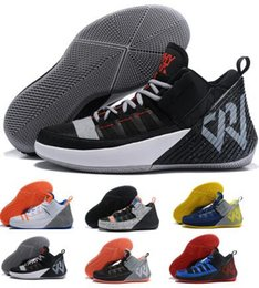 ac8e1c1a333 Russell Westbrook Basketball Shoes Australia - Jumpman Basketball Shoes  2019 Russell Westbrook Why Not Zer0.