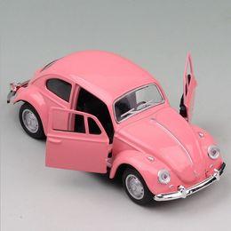 Blue Beetle Toys Australia - Volkswagen Beetle Classic Car Alloy Car Imitates Real Toy Car Baking Cake Arrangement Mode 0305