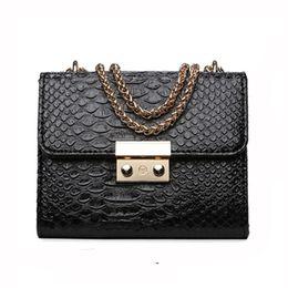 Best Sale Handbags Australia - Women Messenger Bag Fashion Mini Small Bags Chain Ladies genuine leather handbag Shoulder Purse And Handbags Summer Flap vintage Best Sale