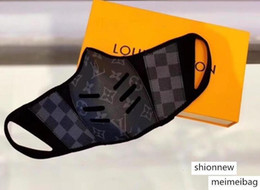 Großhandel Liebhaber Leder halbe Gesichtsmaske Designer-Handtaschen Damen Handtasche Mode-Einkaufstasche Damen Herren Taschen Rucksack Größe S M-Box kaufen