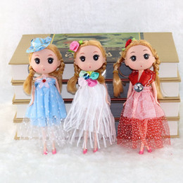 $enCountryForm.capitalKeyWord Australia - 2019 Confused Doll For Wedding cake 18cm Mini doll Suitable For DIY Change Toy Factory wholesale price Keychain