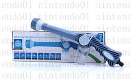 Dispenser per pistola a spruzzo otto in 1 multifunzione Spruzzatore da giardino Tubo di plastica Tubo Spruzzatore per cannoni ad acqua