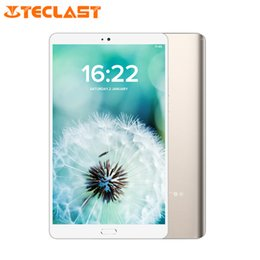 Ips Gps Quad Core Australia - Teclast P80 Pro Android 7.0 MTK8163 8'' IPS 1920*1200 3GB RAM 32GB ROM Quad Core Dual WiFi GPS Bluetooth HDMI Metal Tablet PC