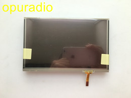 lcd screen 7inch Australia - Free post 7inch LCD display LB070WV7-TD02 LB070WV7-TD01 LB070WV7 only touch digitizer screen panel for Hyundai car DVD GPS navigation