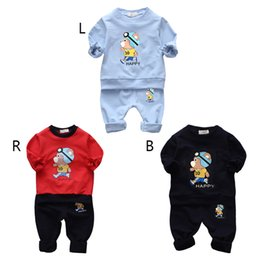 Wholesale Autumn Children Clothing Winter Baby Girls Boys Clothes Costume Outfit Suit Kids Clothes Tracksuit For Girl Boy Clothing Sets