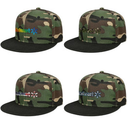 military army outdoor cap Australia - Custom Men Women Trucker hat Walmart Army camouflage near me Snapbacks Flat Brimmed Hip Hop hats One Size Military cap Outdoor 3D United