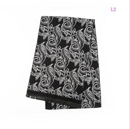 $enCountryForm.capitalKeyWord Australia - Hot ! Multi pattern scarf180*30cm 16 color options keep warm cotton material Geometric pattern women and men scarf winter