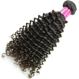 "$enCountryForm.capitalKeyWord Australia - Virgin Burmese Chinese Kinky Curly Human Hair Weaves Dyeable Cheap Cambodian Jerry Curl Raw Hair Product Permed Inexpensive 10""- 30inch 1pc"
