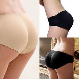 42b71857b94 Wholesale Padded Panties Australia - Hot Women Sexy Shapewear Buttock Padded  Seamless Underwear Bum Butt Lift