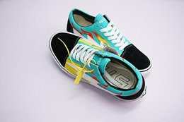 $enCountryForm.capitalKeyWord Australia - Original Revenge x Storm Pop-up Store 3 Lightning Flame Casual Canvas Shoes Designer Zapatillas Old Skool 3s Fashion Women Men Sneakers 6fg