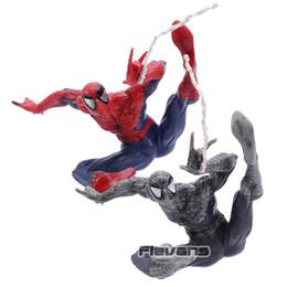 $enCountryForm.capitalKeyWord UK - Creator X Creator Marvel The Amazing Spiderman PVC Figure Spider-Man Collectible Model Toy