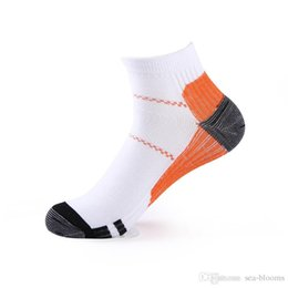 $enCountryForm.capitalKeyWord NZ - Best Outdoor Casual Sports Socks Breathable Sweat-absorbent Foot Socks 6 Styles Vein Short Elastic Compression Socks New Styles G463Q