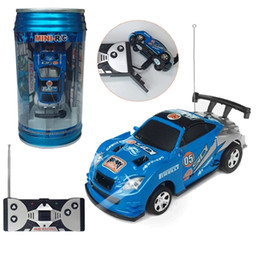 Chinese  FengQi Toys 8803 1 63 Radio Control Coke Mini Rc Car Micro Racing Car 4 Frequencies Toy For Kids Gifts RC Models manufacturers