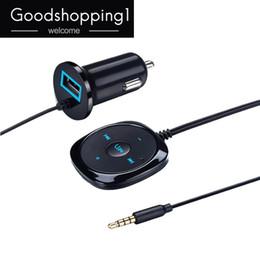 $enCountryForm.capitalKeyWord Australia - Good quality Wireless Bluetooth Receiver 3.5mm Bluetooth Aux Adapter Music Receiver Car Cable Free for Speaker Headphone BC20 car bluetooth