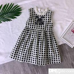 c026e5117 2019 La diseñadora Marca de verano Vestido de niña Niño Niños Ropa para  niños Princesa Imprimir ropa Vestidos Roupa Menino Cotton Vestidos de  fiesta-6