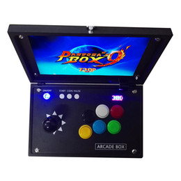 Chinese  10 inch LCD multi game mini arcade game machine manufacturers