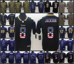 Baltimore Men Ravens Jersey  8 Lamar Jackson 9 Justin Tucker 5 Joe Flacco  57 C.J. Mosley Women Youth Limited Football Jerseys 930d5bb72