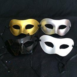 $enCountryForm.capitalKeyWord Australia - Luxury Mask Mens Venetian Party Masquerade Mask Roman Gladiator Halloween Masks Mardi Gras Half Face Mask Optional Multi-color DHL