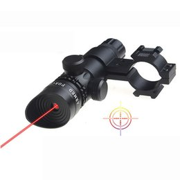 $enCountryForm.capitalKeyWord UK - Outdoor Tactical 5mW Red Laser Sight Scope 650nm Red Laser Illuminator With Tail Line Switch and 11mm 20mm Picatinny Rail Mount.