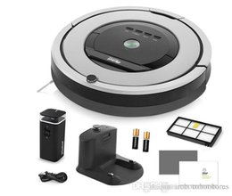 $enCountryForm.capitalKeyWord Australia - Top Outlet iRobot Roomba 860 Vacuum Cleaning Robot Dual Mode Virtual Wall Barrier with Batteries Extra High Efficiency Filter On Sale
