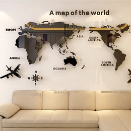 $enCountryForm.capitalKeyWord Australia - World map Acrylic 3D solid crystal bedroom wall with living room classroom stickers office decoration ideas