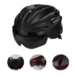 $enCountryForm.capitalKeyWord Australia - New Unisex K80 Magnetic Mountain Bike Road Adult wind resistance Bicycle Riding Helmet With Gloves Breathable Cycling Helmet